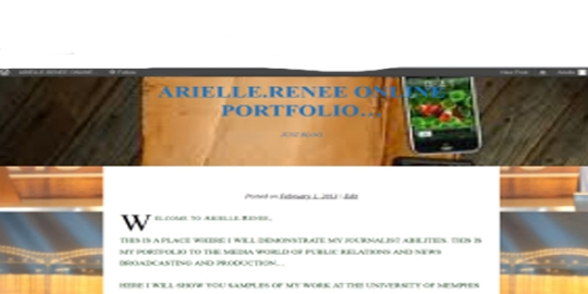 onlineportfolio